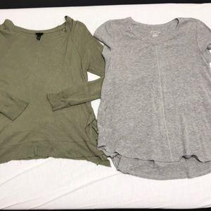 2 girls shirts